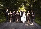 Photo cortège de mariage