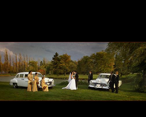 cortege-mariage-golf-summerlea