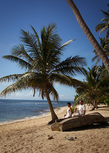 couple-maries-plage-republique-dominicaine-2