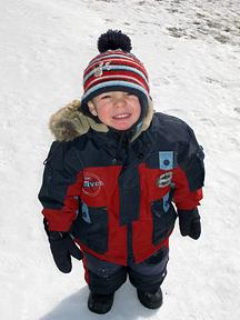 photo-exterieure-hiver-enfant-flash