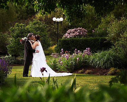 Accr dit comme photographe de mariage au canada for Au jardin wedding
